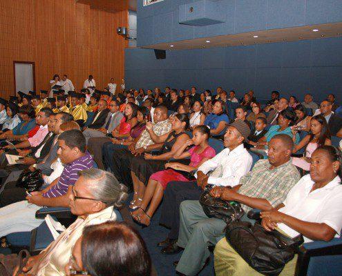 Vista del Público